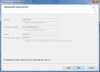 Nastavení Outlooku 4