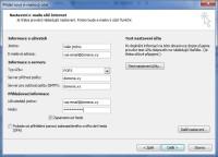 Nastavení Outlooku 6