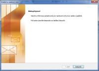 Nastavení Outlooku 8