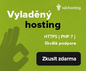 Vyladěný hosting